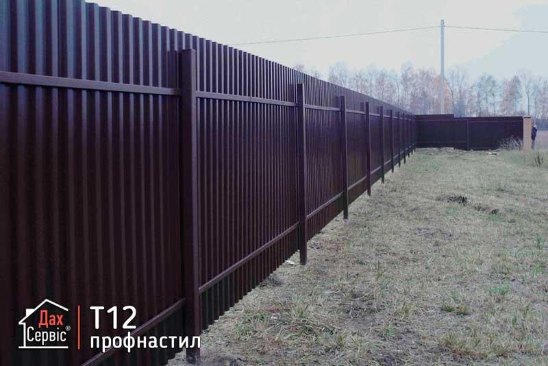 Профнастил Т12