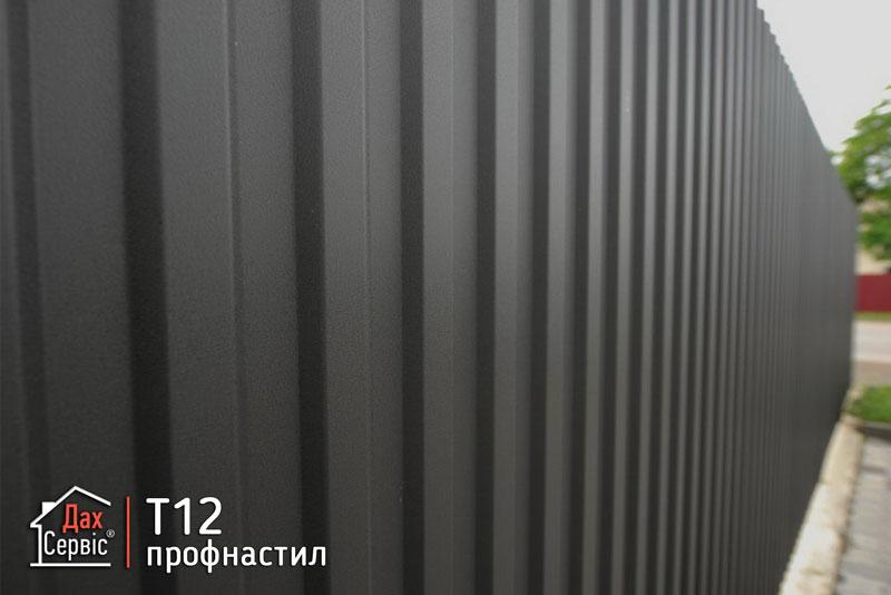 Профнастилу Т12